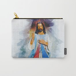God Is With You Carry-All Pouch