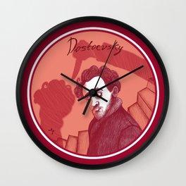 Dostoevsky The Idiot Wall Clock