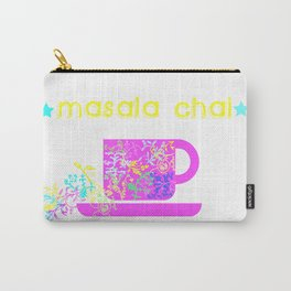 MASALA CHAI Carry-All Pouch