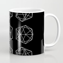 Icosahedron Coffee Mug