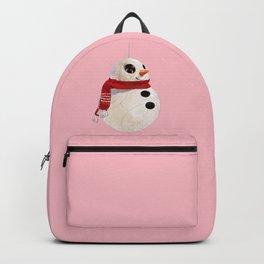 Snowman BB8 Backpack