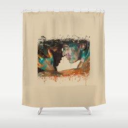 VENDREDI 18:35 Shower Curtain