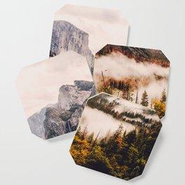 Amazing Yosemite California Forest Waterfall Canyon Coaster