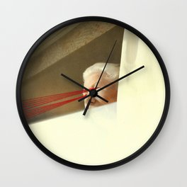 Don't Mess With Grandma Wall Clock