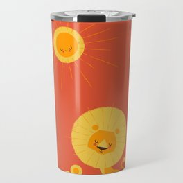Who Loves the Sun Travel Mug
