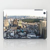 tokyo iPad Cases featuring Tokyo by Léon