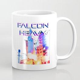 Falcon Heavy Coffee Mug