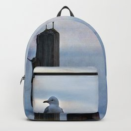 Gull on a Stick Backpack