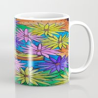 sneaker Mugs featuring SNEAKER OF PEACE AND LOVE by Manuel Estrela 113 Art Miami