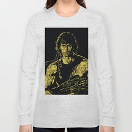 John Rambo - The Legend Long Sleeve T-shirt
