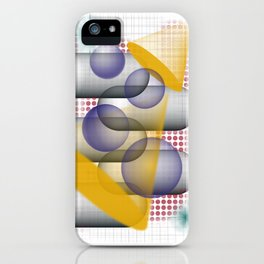 Biotech Predictions iPhone Case