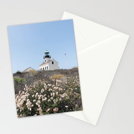 Old Point Loma Lighthouse - III Stationery Cards