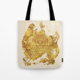 Fine Art of Growing Plants in the Ancient Nature Tote Bag