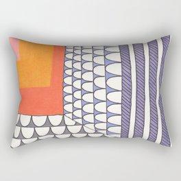 The Future : Day 3 Rectangular Pillow