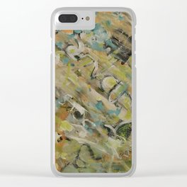 Be Inspired Clear iPhone Case