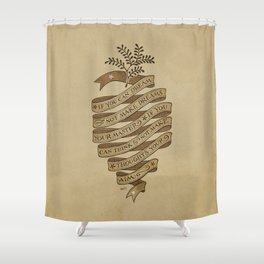 If You Can Dream Shower Curtain
