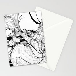 Micron Baigneuse Stationery Cards