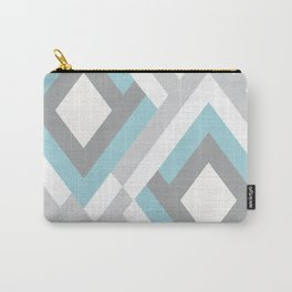 Geometric pattern.9 Carry-All Pouch