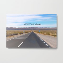 Roadtrip Metal Print