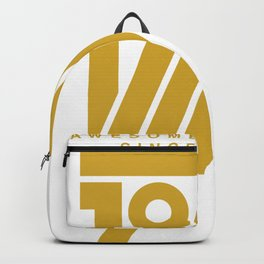 Awesome Since 1977 Backpack