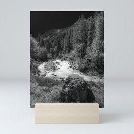 Sulzau, Austria Mini Art Print