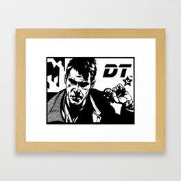 Replicant Framed Art Print