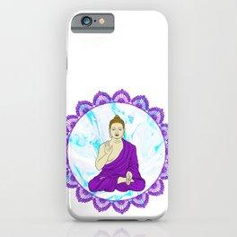 Buddha Lace  iPhone Case