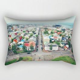 Reykjavik, Iceland Rectangular Pillow