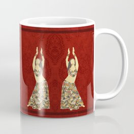 Belly dancer 3 Coffee Mug