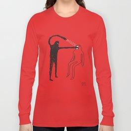 Mouth Long Sleeve T-shirt