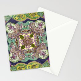 Intricate Garden Stationery Cards