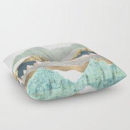 Summer Vista Floor Pillow
