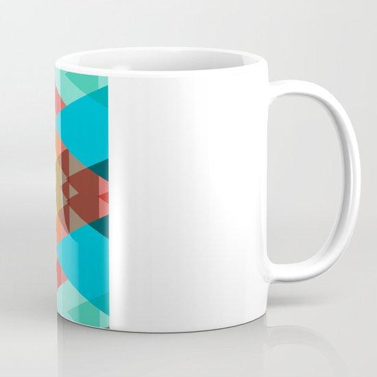 Geometric Crazy 3D Mug