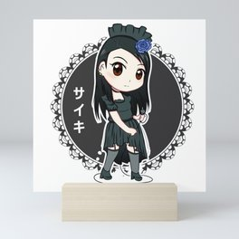 Mini Art Print Band-Maid Brand New Maid Saiki Mini Art Print