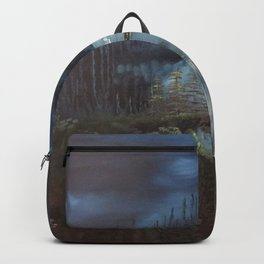 Night at the Falls Backpack