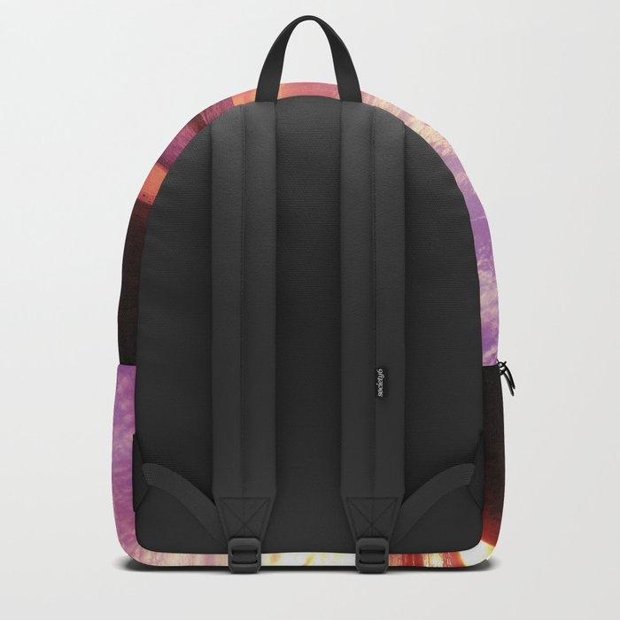 Purple Daze Backpack