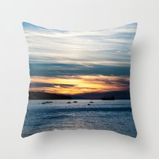 Twilight Throw Pillow