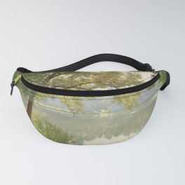 From Waters Edge - Landscape Painting Fanny Pack