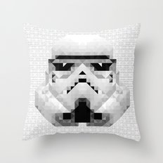 Star Wars - Stormtrooper Throw Pillow