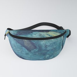 Pablo Picasso's The Blue Nude Fanny Pack