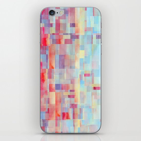Shapeshifter (Arpeggi Remix) iPhone & iPod Skin