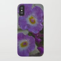 bath iPhone & iPod Cases featuring Bath by Nicole Dupee