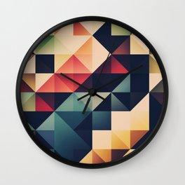 ynryst Wall Clock