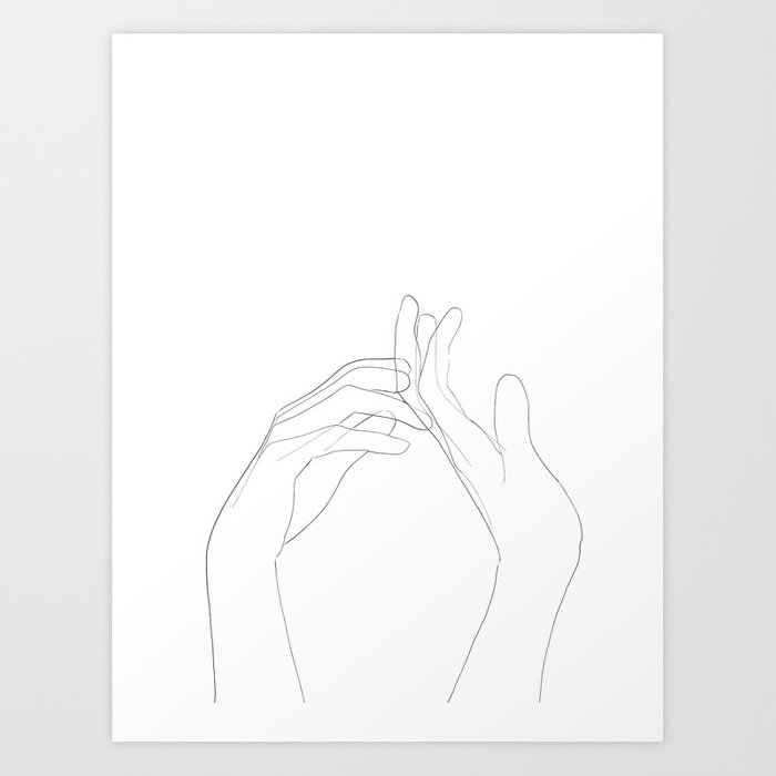 tendresse Kunstdrucke