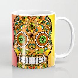 Sugar Skull #8 Coffee Mug