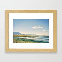 A Path Less Traveled Framed Art Print