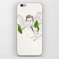 Garçon iPhone & iPod Skin