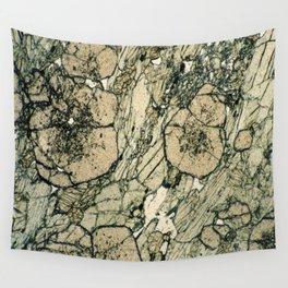 Garnet Crystals Wall Tapestry