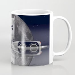 Star Truck - The moon and the Truck Coffee Mug