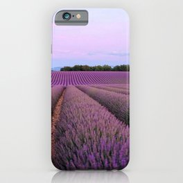 Perfect Provence iPhone Case